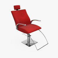 barber s chair 3ds