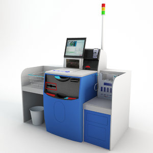 maya self checkout