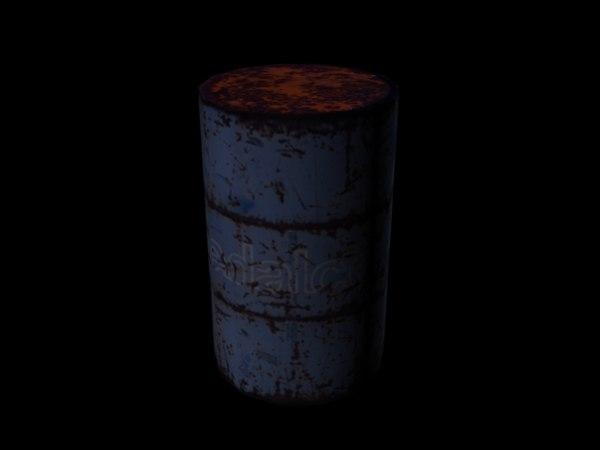free max model rusty barrel
