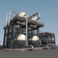 Refinery Unit RUF