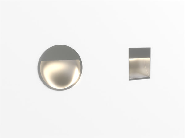 erco floor washlight 3d model