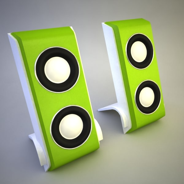 3d 3ds pc speakers