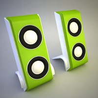 3d 3ds pc speakers