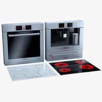 Bosch kitchen appliances