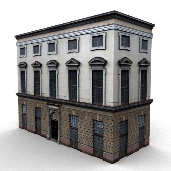 3ds max building games