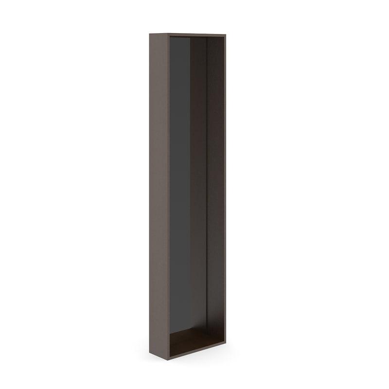 standing mirror wood
