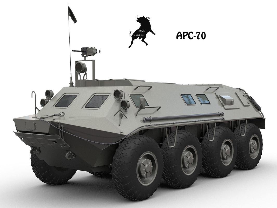 3ds max armored car
