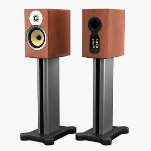 bowers wilkins cm speaker 3d 3ds