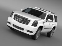 Cadillac Escalade 2013 Hybrid