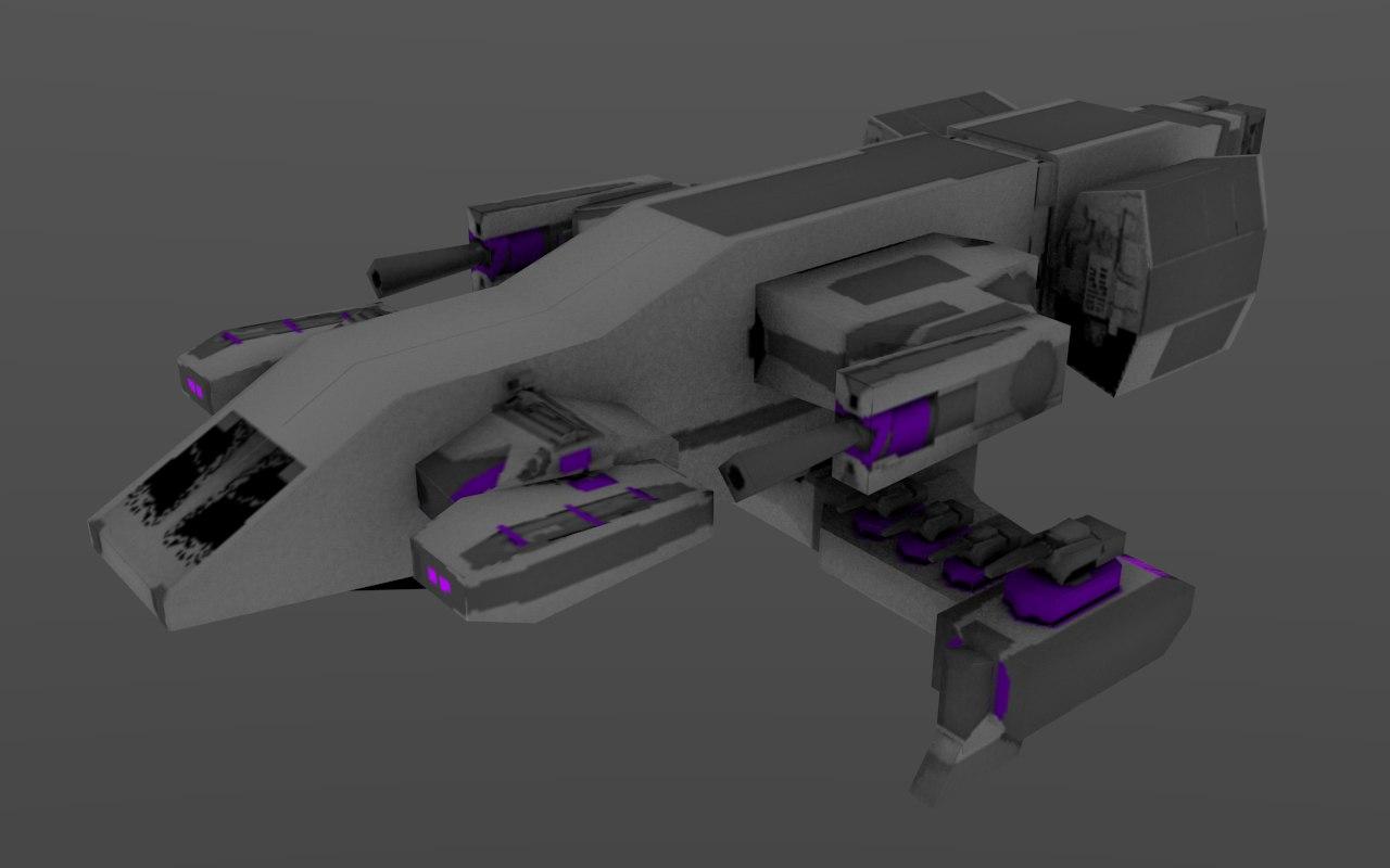 3ds max purple