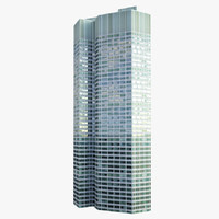 Skyscraper Eurotower
