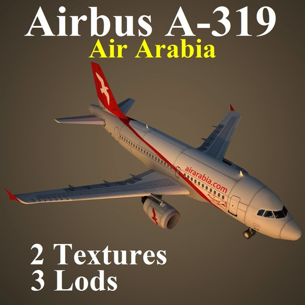 3d airbus aby