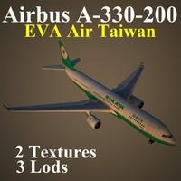 airbus eva max