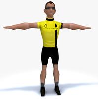 lance polys unity 3d model