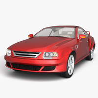 sport coupe car lwo