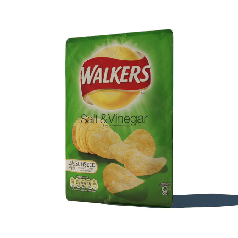 3ds max crisps salt vinegar