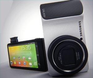 3d 3ds samsung galaxy camera