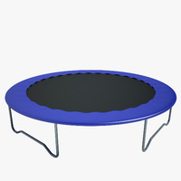 3ds max trampoline