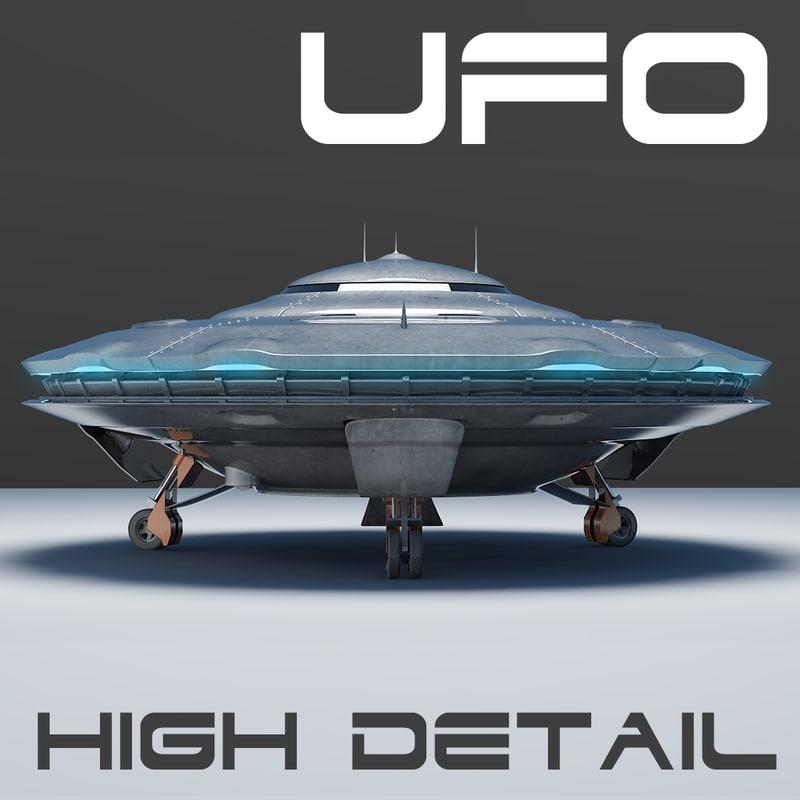 ufo modelling max
