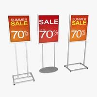 Retail Floor Signage 02