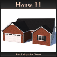 3d model house 11