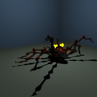 blend mechanical spider