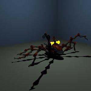 blend mechanical spider