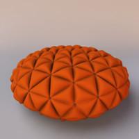 anana aqua creations 3d max