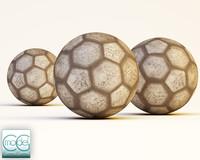 3d balls model