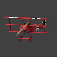 fokker red baron max