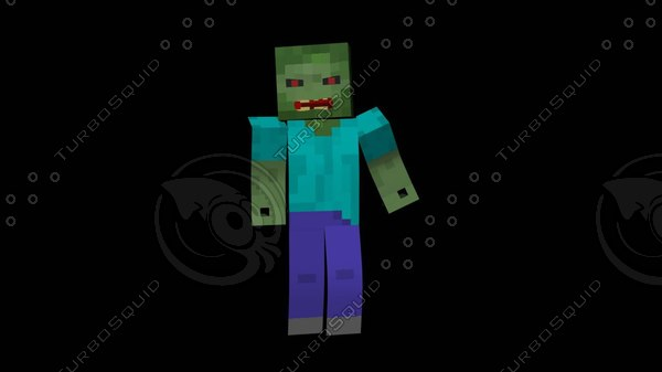 3d rig zombies