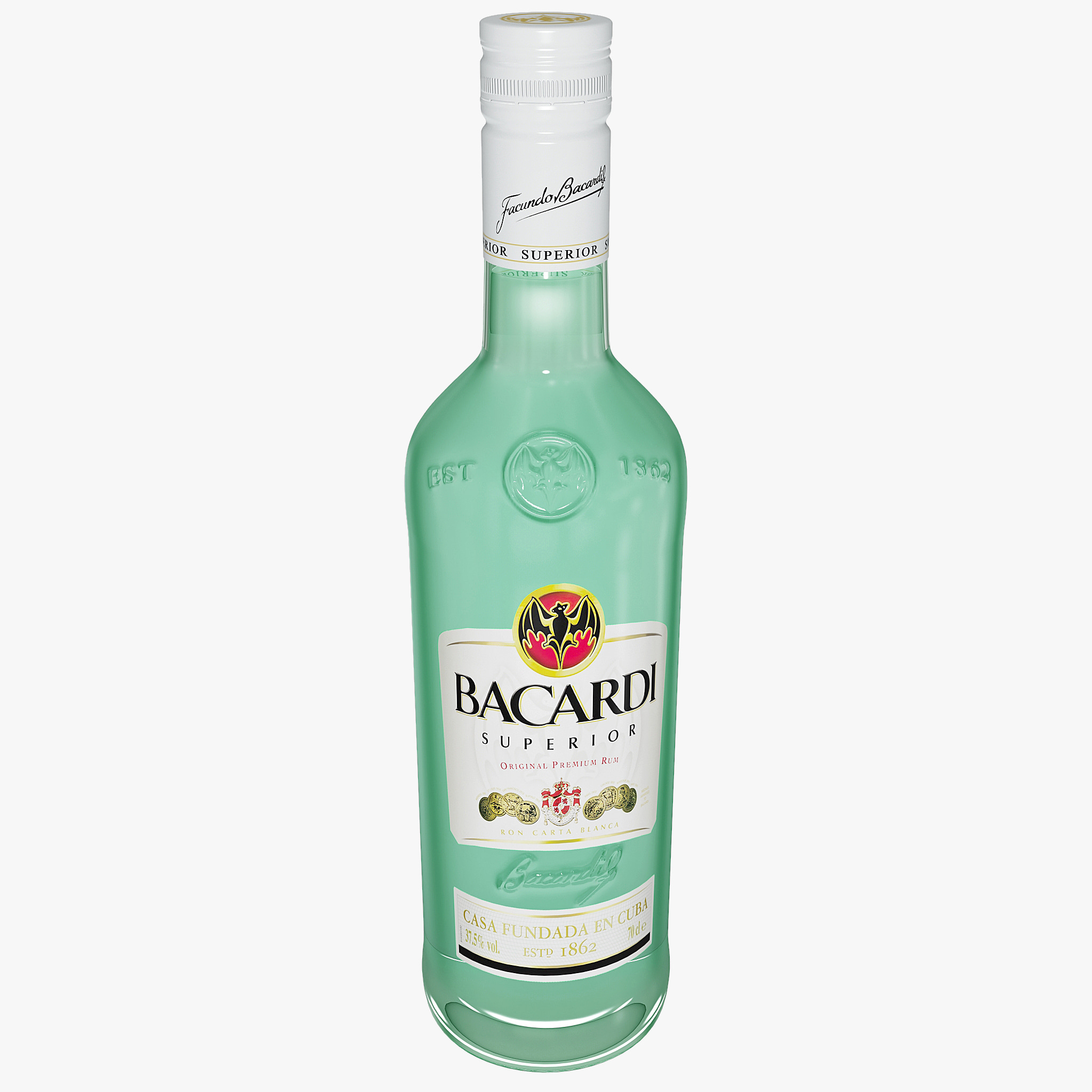 bacardi 3D Models | TurboSquid.com