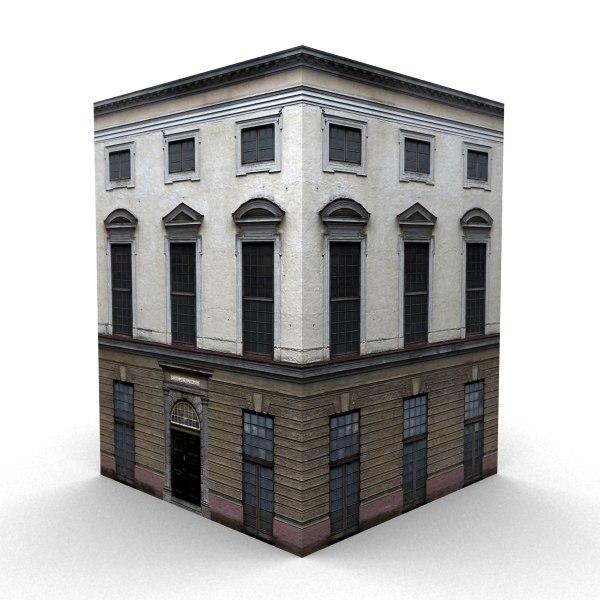 3d building s