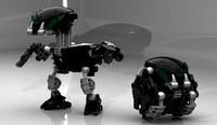 lego bionicle bohrok