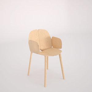 maya osso chair mattiazzi