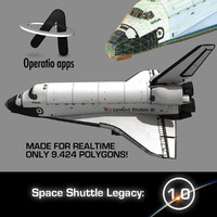 Space Shuttle Legacy