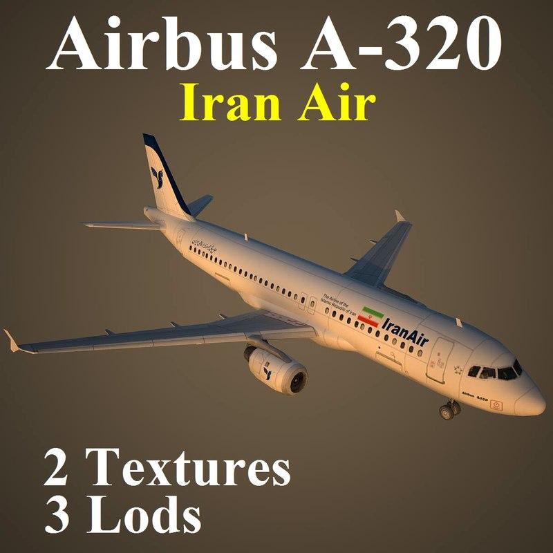 3ds max airbus ira