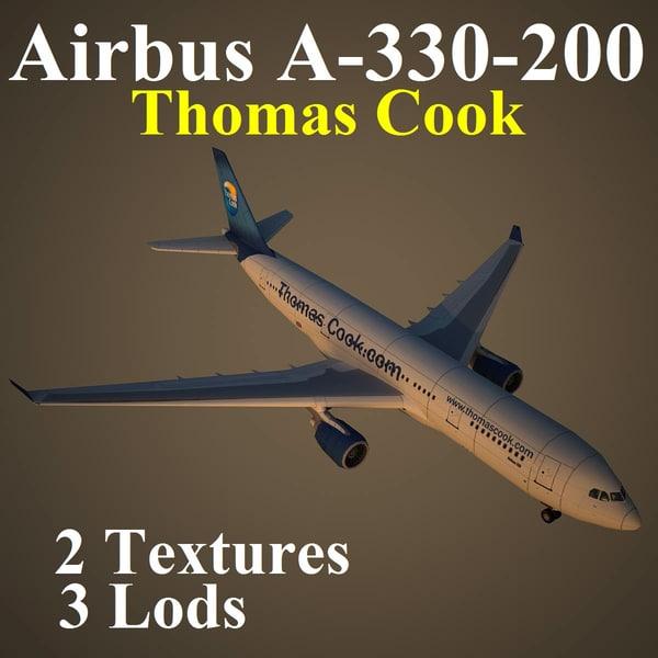 3dsmax airbus tcx