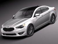 2013 2014 sedan kia 3ds