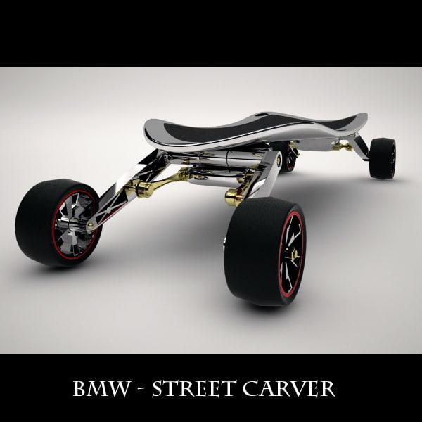 street carver 3ds