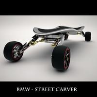 3d street carver model