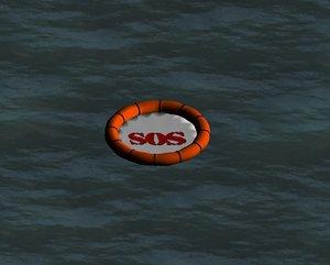 life raft max