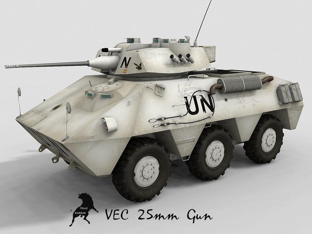 3d model vec