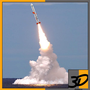 3d tomahawk cruise missile
