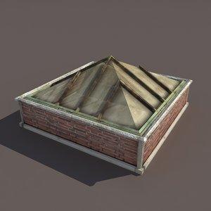 lwo skylight window
