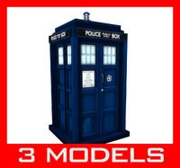 TARDIS 2013 pack