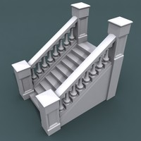 dxf stairs staircases