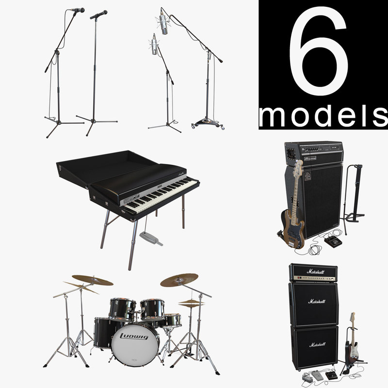 stage instruments max