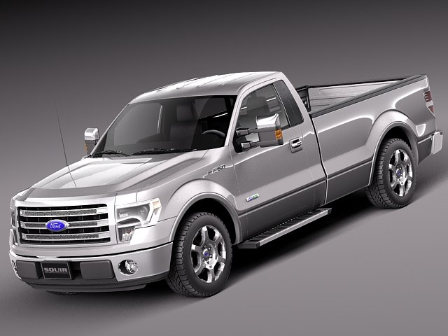 3d 2012 2013 pickup truck model. Black Bedroom Furniture Sets. Home Design Ideas
