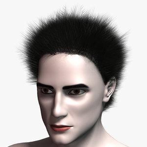 max joseph hair